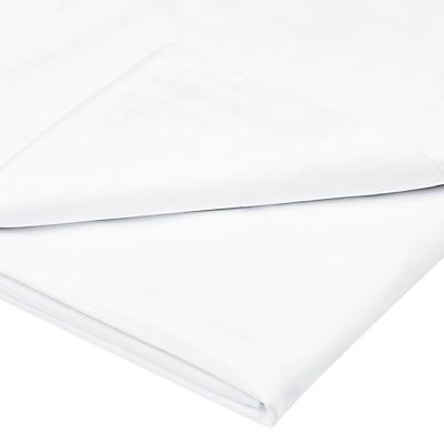 John Lewis Soft & Silky Egyptian Cotton 800 Thread Count Flat Sheet
