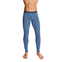 Buy Gant Stars Winter Star Long Johns, Blue Online at johnlewis.com