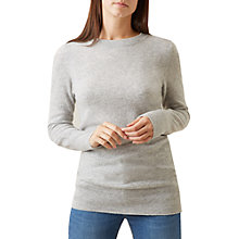 Buy Hobbs Annick Cashmere Jumper Online at johnlewis.com