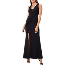 Buy Coast Tabia Dress, Black Online at johnlewis.com