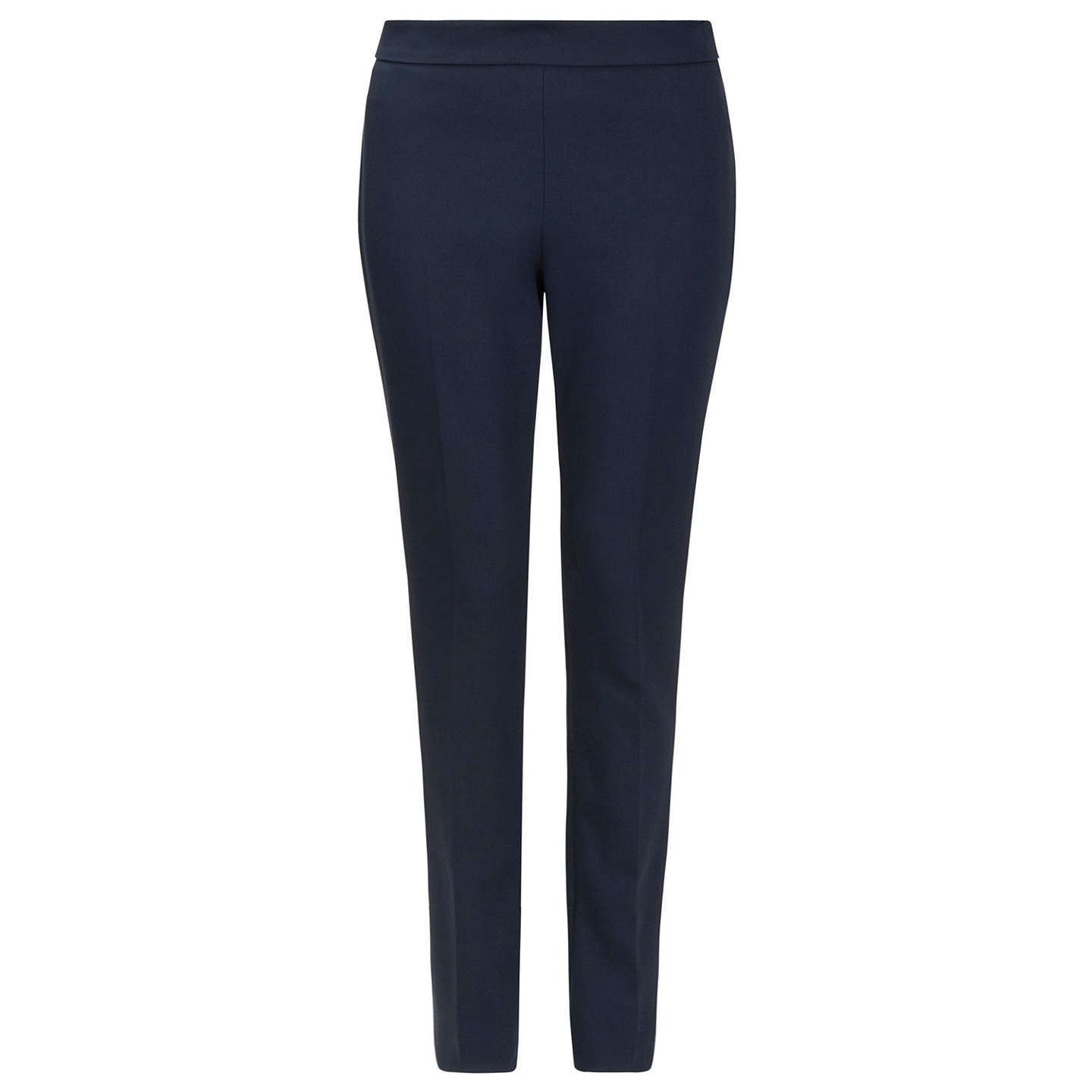 BuyHobbs Susanna Trousers, Navy, 12 Online at johnlewis.com