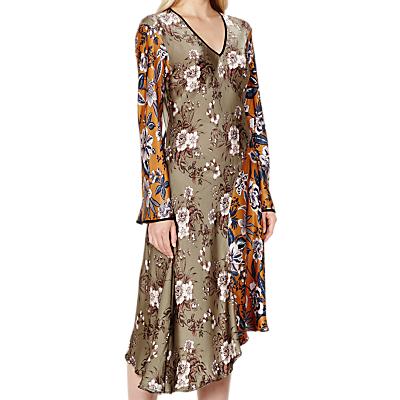 1920s Style Dresses, Flapper Dresses Ghost Colette Dress Ruth Flower £150.00 AT vintagedancer.com