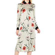 Buy Ghost Poppy Trailing Delphine Dress, Multi Online at johnlewis.com