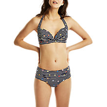 Buy Joules Rimini Fun Spot Bikini Shorts, Navy/Multi Online at johnlewis.com