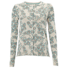 Buy White Stuff Spirit Printed Cardigan, Mint Multi Online at johnlewis.com