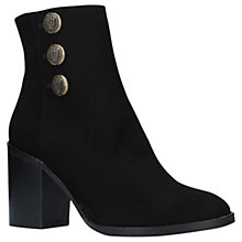 Buy Kurt Geiger Dante Block Heeled Ankle Boots Online at johnlewis.com