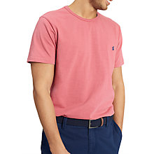 Buy Joules Laundered Short Sleeve T-Shirt Online at johnlewis.com
