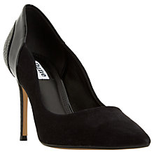 Buy Dune Bayly Stiletto Heeled Court Shoes Online at johnlewis.com