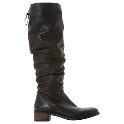 Dune Tabatha Knee High Slouch Boots