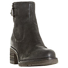 Buy Dune Palton Block Heeled Ankle Boots Online at johnlewis.com