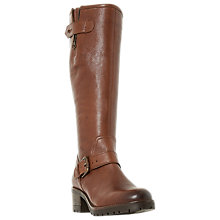 Buy Dune Tilburn Knee High Boots Online at johnlewis.com