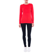 Buy French Connection Babysoft Raglan Crew Neck Jumper Online at johnlewis.com