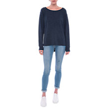 Buy French Connection Babysoft Vhari Crew Neck Jumper Online at johnlewis.com