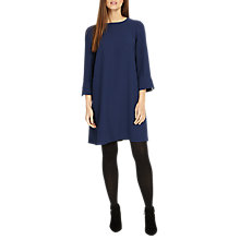 Buy Phase Eight Bettina Swing Dress, Navy Online at johnlewis.com