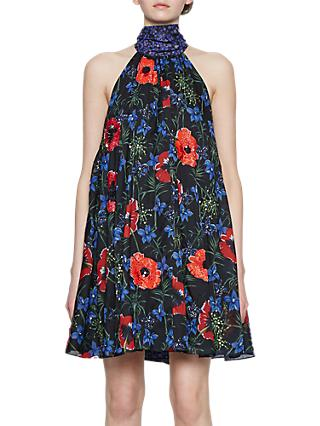 5b5fe26313 French Connection Lisette Sparkle Halterneck Dress