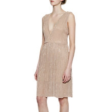 Buy French Connection Marcelle Shimmer Jersey Dress Online at johnlewis.com