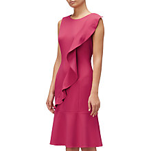 Buy Adrianna Papell Bodycon Corkscrew Dress, Faded Azalea Online at johnlewis.com