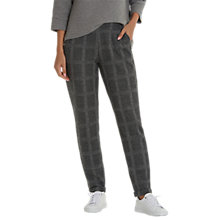 Buy Betty & Co. Tweed Trousers, Middle Silver Melange Online at johnlewis.com