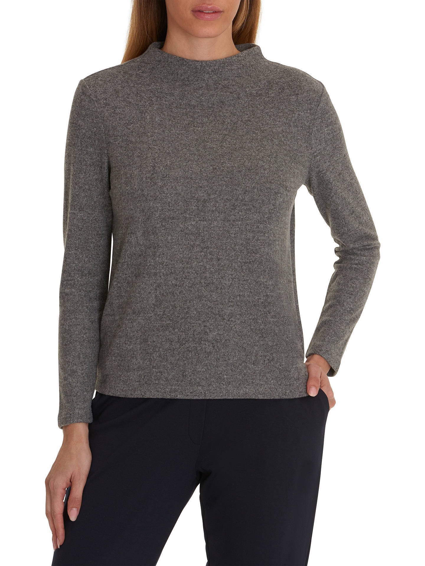 BuyBetty Barclay Pullover Jumper, Light Silver Melange, 10 Online at johnlewis.com