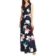 Buy Phase Eight Magnolia Print Maxi Dress, Multi Online at johnlewis.com