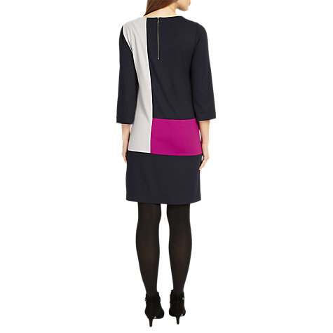 Buy Phase Eight Cindy Colour Block Dress, Multi Online at johnlewis.com