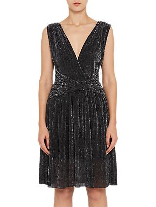 French Connection Marcelle Shimmer Jersey Dress