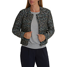 Buy Betty & Co. Short Textured Jacket, Multi Online at johnlewis.com
