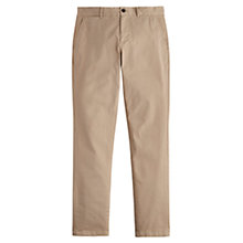 Buy Joules Cobblestone Laundered Chino Trousers, Natural Online at johnlewis.com