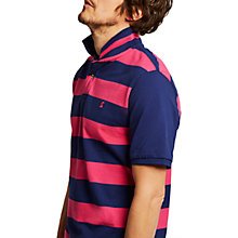 Buy Joules Filbert Short Sleeve Stripe Polo Shirt Online at johnlewis.com
