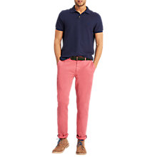 Buy Joules Laundered Chinos, Slate Rose Online at johnlewis.com
