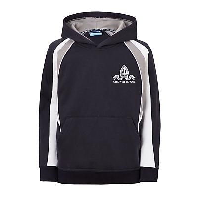 Image of Chigwell School Hooded Sweatshirt, Blue
