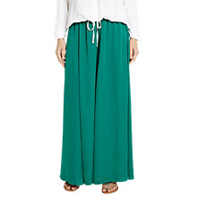 Buy Phase Eight Belinda Maxi Skirt, Peacock Online at johnlewis.com