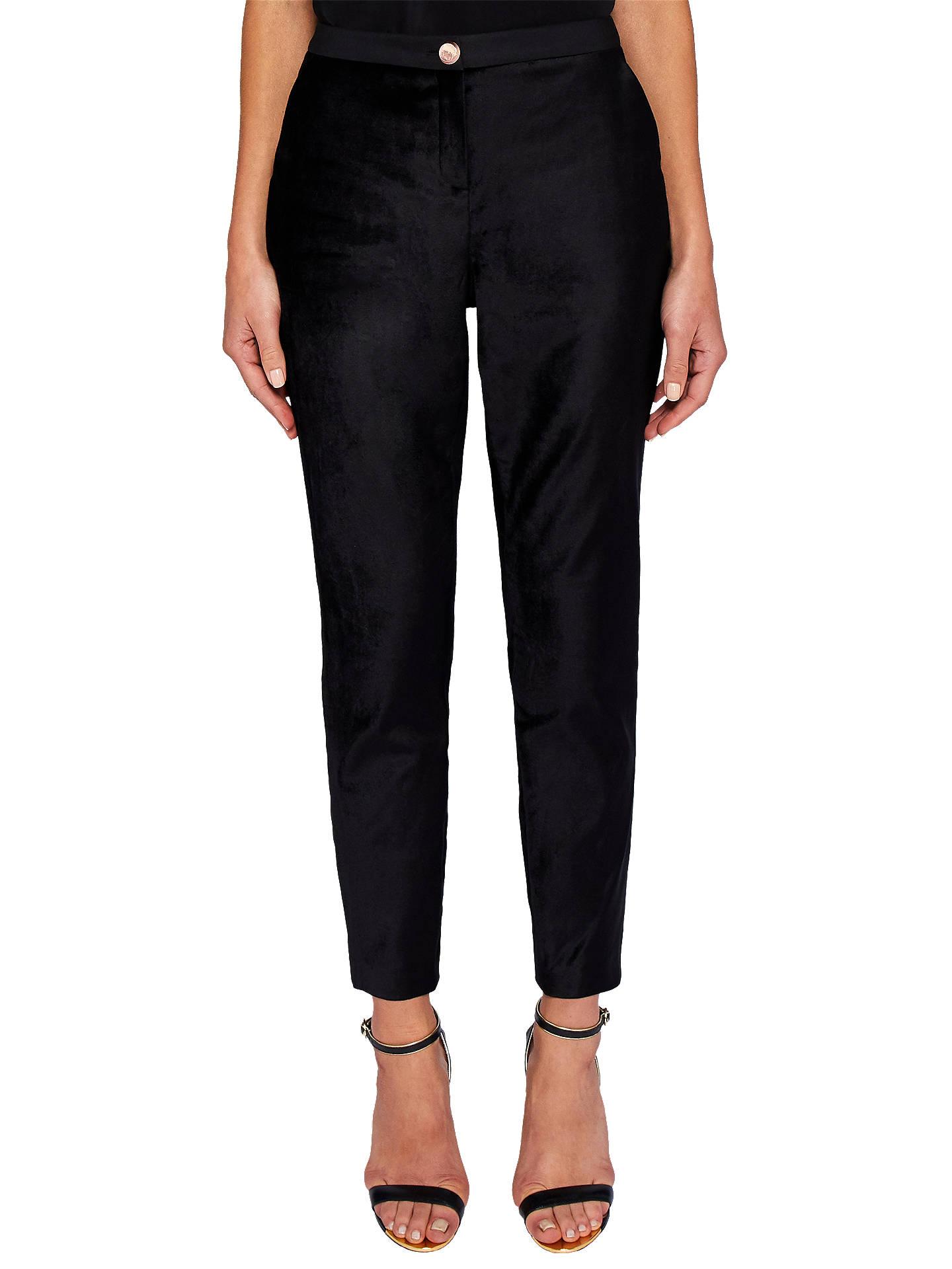 629318e13a7ff4 Buy Ted Baker Kairaat Velvet Suit Trousers