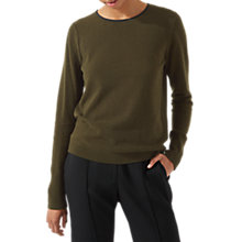 Buy Jigsaw Bow Back Jumper Online at johnlewis.com