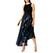 Buy Coast Cheska Jacquard Maxi Dress, Multi Online at johnlewis.com