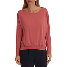 Buy Betty & Co. Pleated Hem Jersey Top Online at johnlewis.com