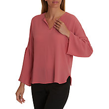 Buy Betty Barclay Textured Blouse, Pink Candy Online at johnlewis.com