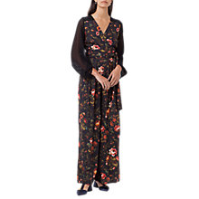 Buy Finery Sandingham Floral Jumpsuit, Lotus Forest Online at johnlewis.com