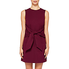 Buy Ted Baker Colour By Numbers Aadila Tie Waist Dress Online at johnlewis.com
