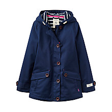 Buy Baby Joule Coat Waterproof Jacket, Navy Online at johnlewis.com