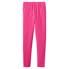 Buy Little Joule Girls' Emilia Leggings, Mauve Online at johnlewis.com