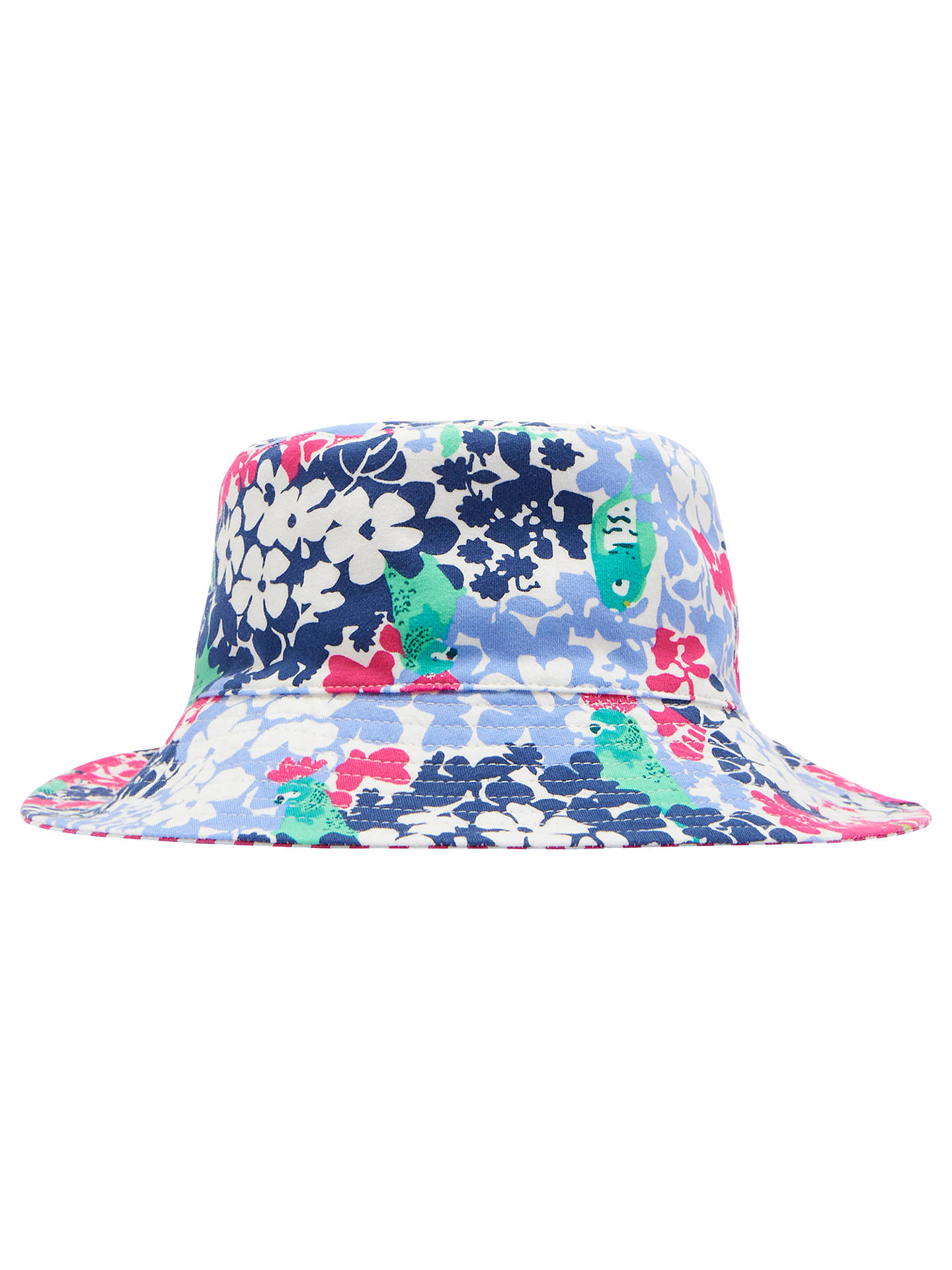7652c177354 BuyLittle Joules Children s Mirabelle Bow Fold Away Hat