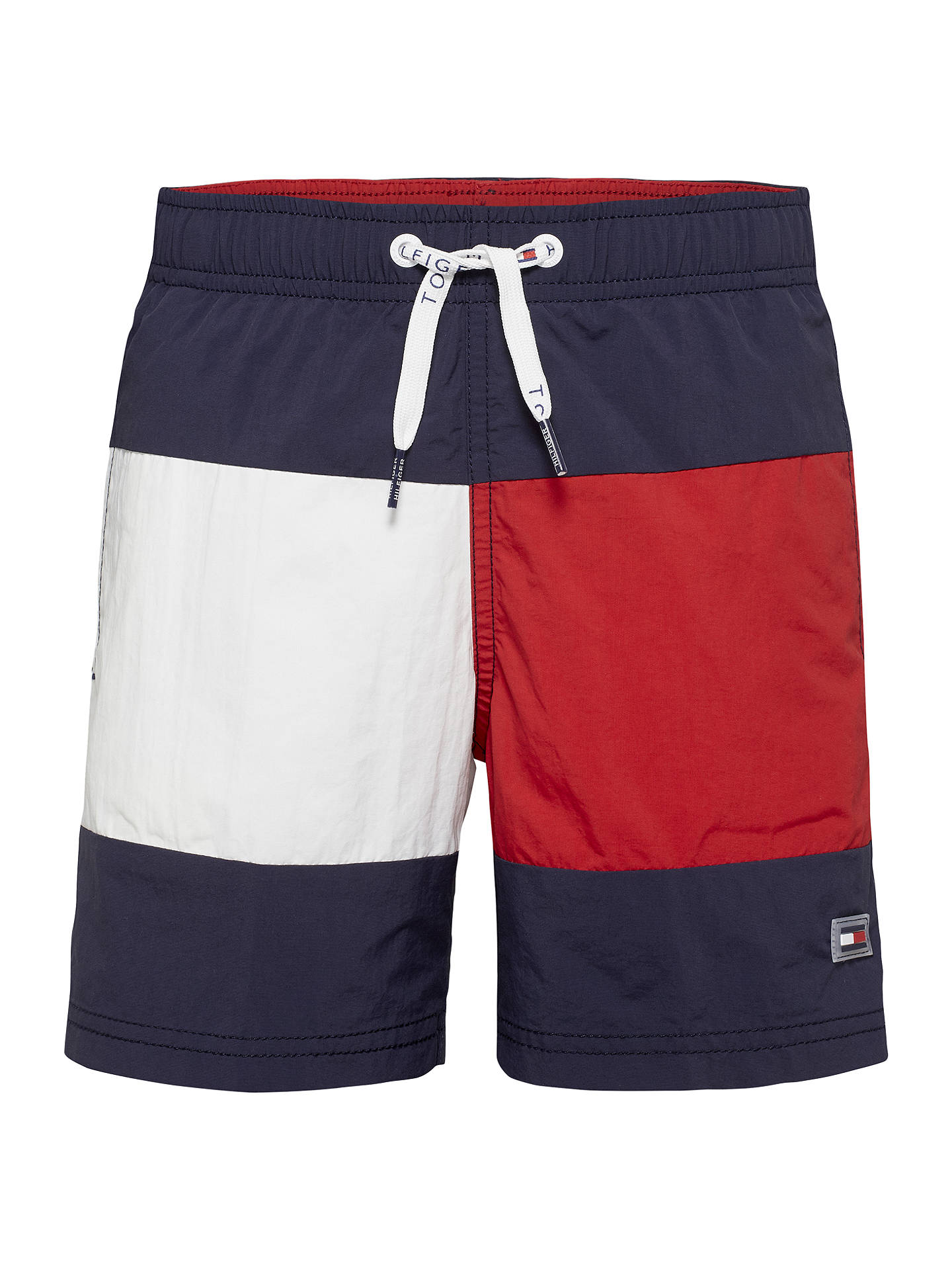 e4f3763e2 Tommy Hilfiger Boys  Flag Swim Shorts