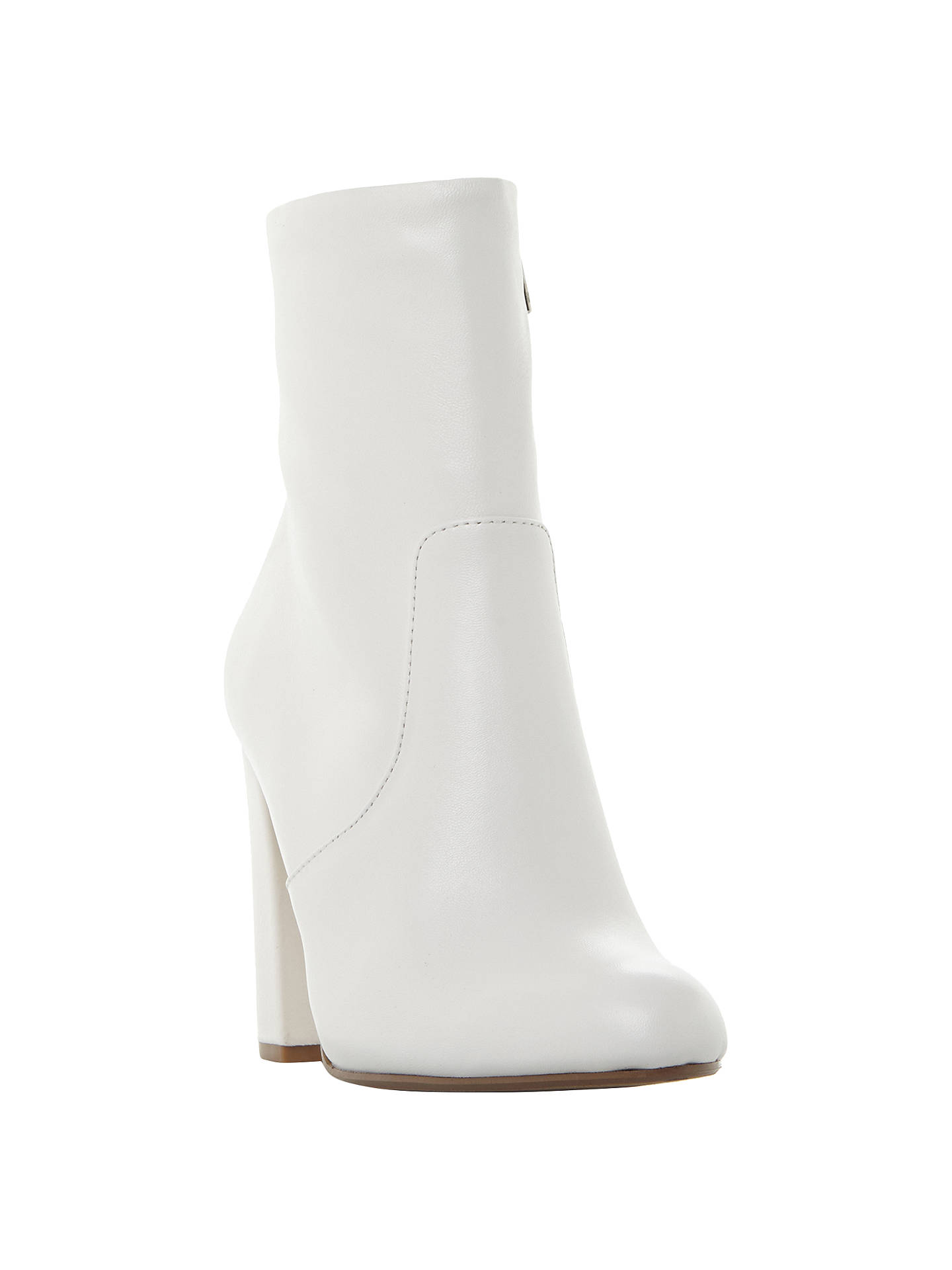 7625acf704a Buy Steve Madden Editor Block Heeled Ankle Sock Boots