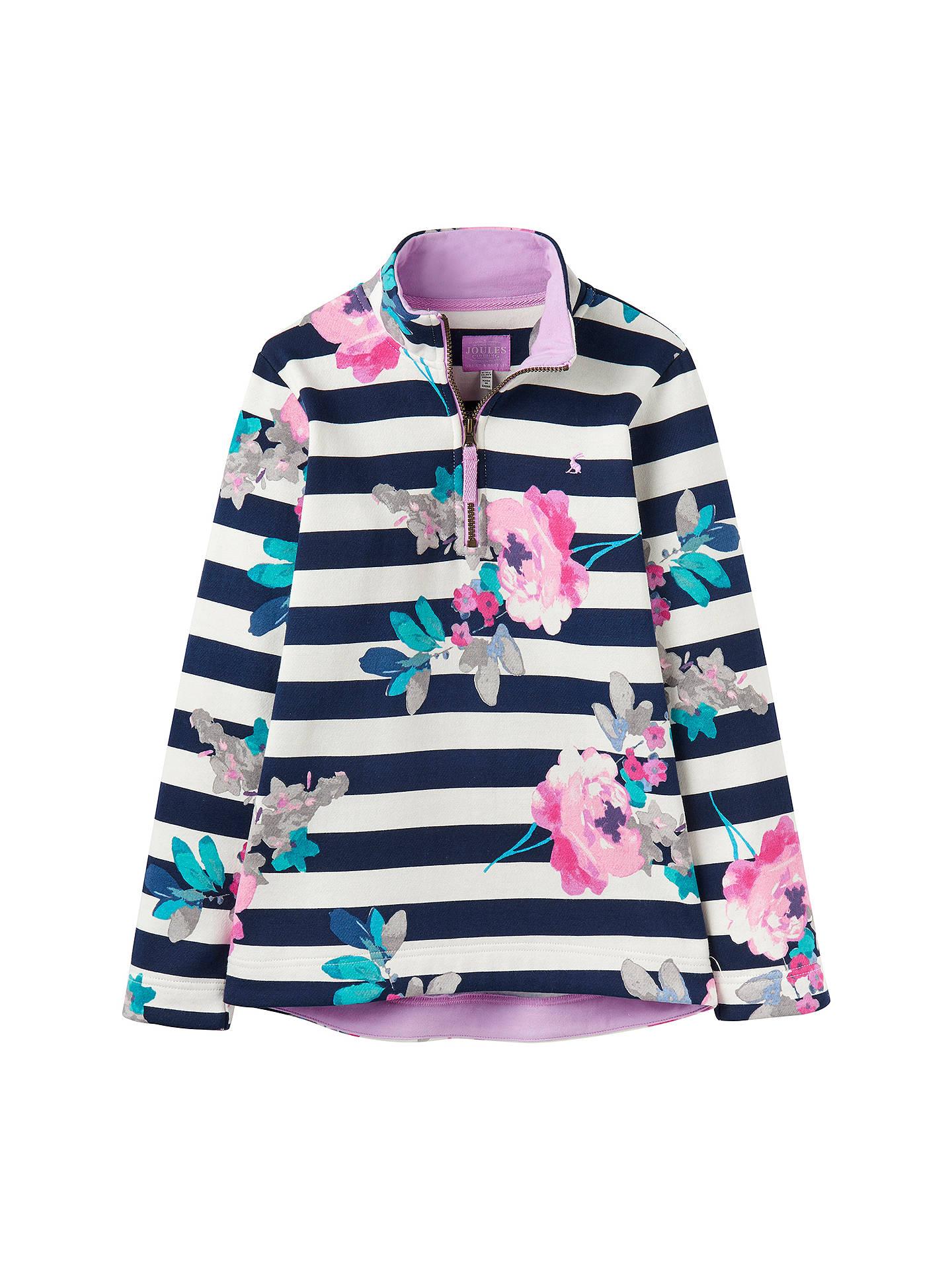 91c8f0a0d Little Joule Girls  Fairdale Floral Sweatshirt