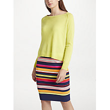 Buy Marc Cain Cashmere Jumper, Lime Online at johnlewis.com