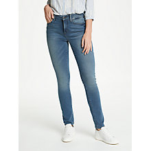 Buy NYDJ Alina Uplift Legging Jeans, Ferris Online at johnlewis.com