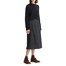 Buy Toast Denim Dart Skirt, Indigo Online at johnlewis.com