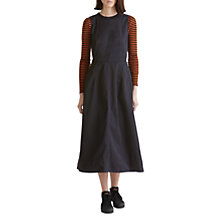 Buy Toast Cotton Twill Dart Dress Online at johnlewis.com