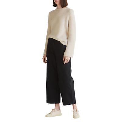 Product photo of Toast gauzy alpaca linen jumper ecru